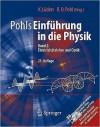 Pohls Einf Hrung in Die Physik: Band 2: Elektrizit Tslehre Und Optik - Klaus Luderssen, Robert Otto Pohl, Klaus La1/4ders