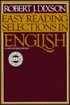 Easy Reading Selections in English - Robert J. Dixson