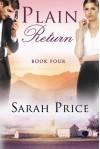 Plain Return (The Plain Fame Series) - Sarah Price