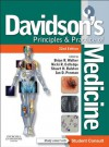 Davidson's Principles and Practice of Medicine (MRCP Study Guides) - Brian R. Walker, Nicki R Colledge, Stuart H. Ralston, Ian Penman, Brian R. Walker BSc MD FRCPE FRSE, Nicki R Colledge BSc (Hons) FRCPE, Stuart H. Ralston Md Frcp FMedSci Frse, Ian Penman BSc Md Frcpe