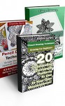 Pencil Drawing Techniques BOX SET 3 IN 1: Drawing For Beginners: (WITH PICTURES, 83 Outstanding Zentangle Patterns That Look Difficult But Easy To Draw, ... How To Draw: Zentangle Basics Book 5) - Pamela Carlyle, Charlotte Stone, Ciara Lorance