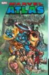 Marvel Atlas - Michael Hoskin, Anthony Flamini, Stuart Vandal, Eric J. Moreels