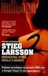 DZIEWCZYNA KTÓRA IGRAŁA Z OGNIEM - Stieg Larsson