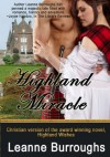 Highland Miracle - Leanne Burroughs