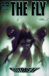 The Fly: Outbreak #4 (of 5) - Brandon Seifert, Brandon Seifert