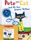 Pete the Cat and His Four Groovy Buttons Audio CD - Eric Litwin
