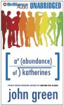 An Abundance of Katherines - John Green, Jeff Woodman