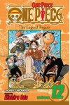 One Piece, Vol. 12: The Legend Begins - Eiichiro Oda