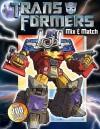 Transformers Mix & Match - Reader's Digest Association, David Roe