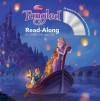 Disney Tangled Read Along Storybook and CD - Lara Bergen