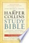The HarperCollins Study BibleOld Testament - Society Of Biblical Literature