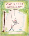 One is Good But Two Are Better - Louis Slobodkin