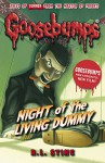 Night of the Living Dummy (Goosebumps) - R. L. Stine