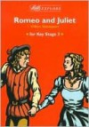 "Letts Explore ""Romeo and Juliet"" (Letts Explore for Key Stage 3) - Ron Simpson"