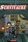 Aventuriers Du Nhl2987 Survivaure (Les), T. 01 - Franck Guillois, Marion Poinsot, Yann-Gaël Clémenceau
