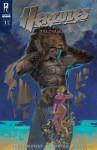 Hercules: The Thracian Wars #1 - Steve Moore, Admira Wijaya