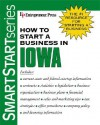 How to Start a Business in Iowa - Entrepreneur Press
