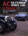 AC Sports Cars In Detail: Six-cylinder models 1933-1963 (In Detail) - Rinsey Mills