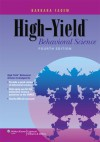 High-Yield Behavioral Science - Barbara Fadem