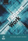 Fitness for Work: The Medical Aspects - Keith T Palmer, Ian Brown, John Hobson
