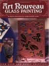 Art Nouveau Glass Painting - Alan D. Gear