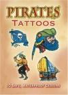 Pirates Tattoos (Dover Tattoos) - Steven James Petruccio, Tattoos, Pirates