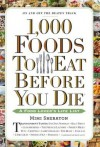 A Food Lover's Life List 1,000 Foods To Eat Before You Die (Hardback) - Common - Mimi Sheraton