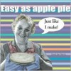 Easy as Apple Pie - Caroline Barty