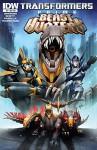Transformers: Prime - Beast Hunters #8 - Mairghread Scott, Mike Johnson, Agustin Padilla, Ken Christiansen