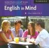 English in Mind 3: Class Audio CDs - Herbert Puchta, Richard Carter, Jeff Stranks