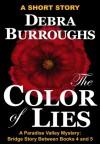The Color of Lies - Debra Burroughs