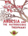 Big Questions #6: Anoesia and the Matrideicidic Theophany - Anders Nilsen