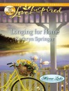 Longing for Home (Love Inspired) - Kathryn Springer