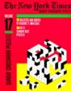 New York Times Sunday Crossword Puzzles, Volume 17 - Eugene Maleska