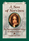 A Sea of Sorrows: The Typhus Epidemic Diary of Johanna Leary - Norah McClintock