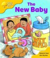 The New Baby - Roderick Hunt, Alex Brychta
