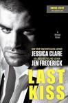 Last Kiss (A Hitman Novel Book 3) - Jessica Clare, Jen Frederick
