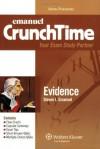 CrunchTime Evidence - Steven L. Emanuel