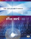 O'Leary Series: Microsoft Office Word 2003 Introductory - Timothy J. O'Leary, Linda I. O'Leary