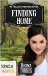 St. Helena Vineyard Series: Finding Home (Kindle Worlds) - Reina Torres
