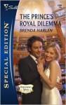 The Prince's Royal Dilemma: Reigning Men - Brenda Harlen