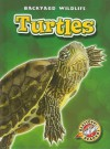 Turtles (Blastoff! Readers: Backyard Wildlife) - Emily K. Green