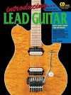 Introducing Lead Guitar Bk/CD: With 'Easy Read' Tab Notation - Brett Duncan
