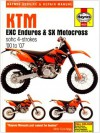 Ktm Enduro & Motocross: Service and Repair Manual - Phil Mather