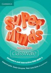 Super Minds American English Level 3 Classware and Interactive DVD-ROM - Herbert Puchta, Günter Gerngross, Peter Lewis-Jones