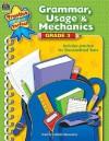 Grammar, Usage & Mechanics Grade 3 (Language Arts) - Melissa Hart, Eric Migliaccio