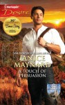 A Touch of Persuasion - Janice Maynard