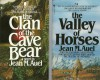 Jean M. Auel - Earth's Children Series 2 Volume Set: The Clan of the Cave Bear and The Valley of the Horses (Earth's Children Series, Volumes 1&2) - Jean M. Auel