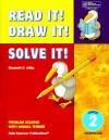 21950 Read It! Draw It! Solve It!: Grade 2 Workbook - Elizabeth D. Miller
