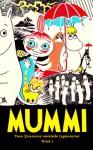 Mummi: Tove Janssons samlede tegneserier - bind 1 - Tove Jansson, Anders Heger